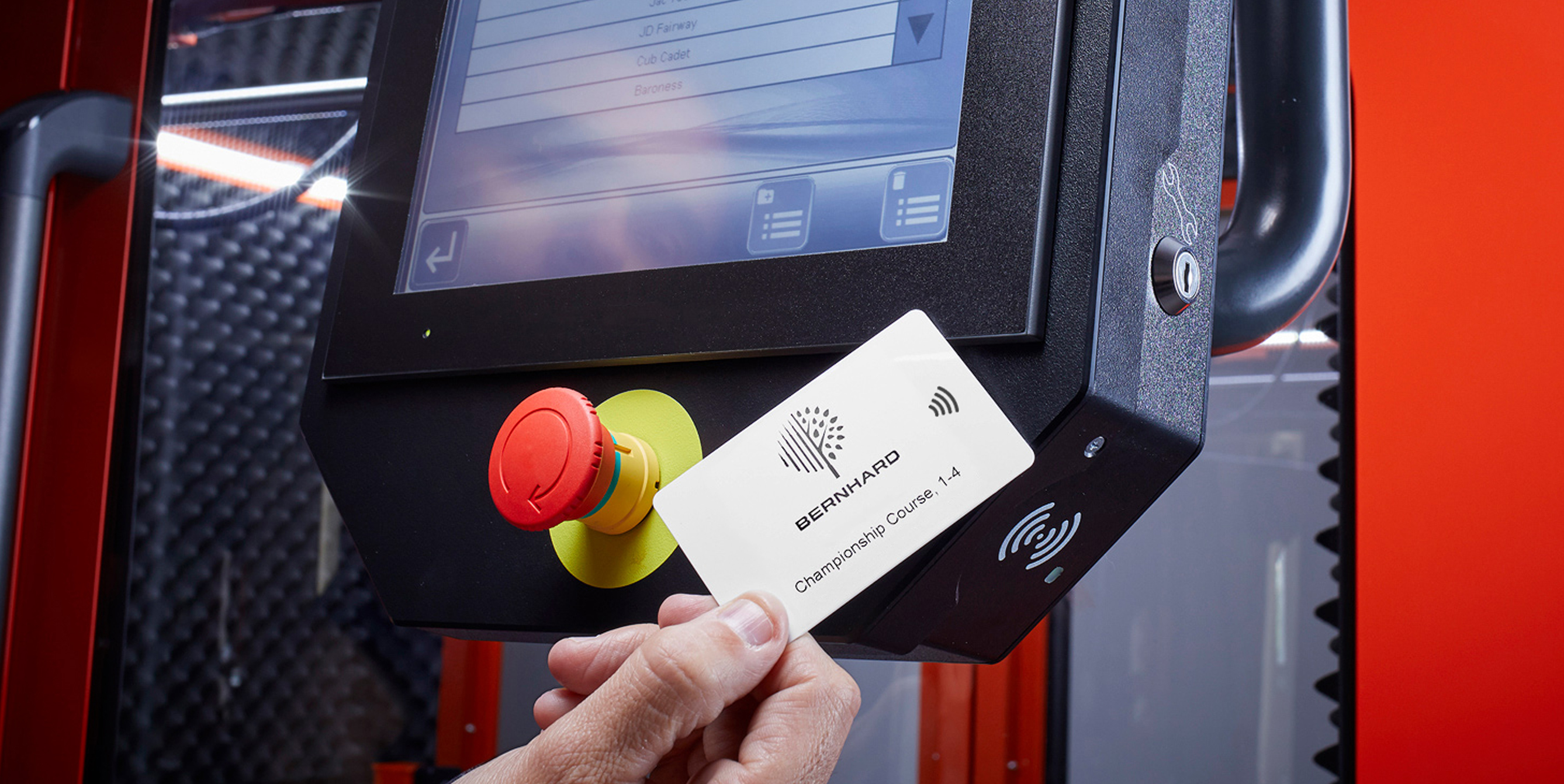 RFID contactless cards